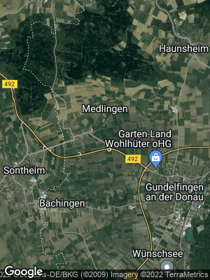 Google Map of Medlingen