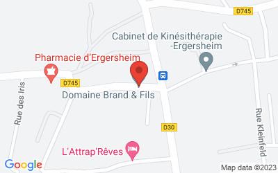 13 Rue de Wolxheim, 67120 Ergersheim, France