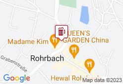 bertlwieser's - Rohrbachs bierigstes Wirtshaus - Karte