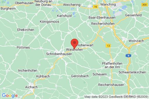 Karte Waidhofen
