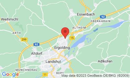 Arbeitsort: Ergolding/Landshut