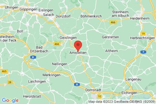 Karte Amstetten