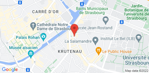 Directions to Le Tarbouche Restaurant