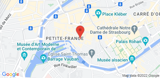 Directions to Les Afflamés Strasbourg
