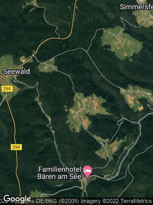 Google Map of Seewald