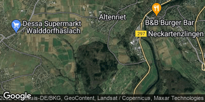 Google Map of Altenriet