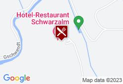 Hotel Restaurant Schwarz Alm - Karte