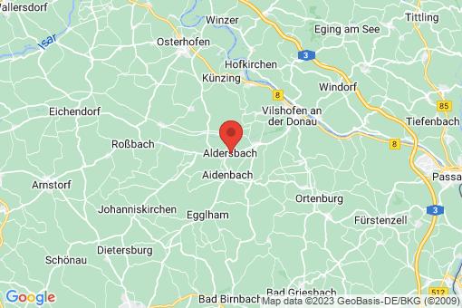 Karte Aldersbach