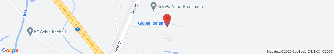 BayWa Agrar Bruckbach Anfahrt
