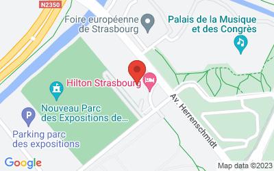 Hôtel Hilton - Réservé aux professionnels Strasbourg