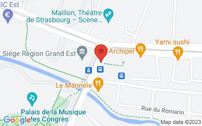 Place Adrien Zeller, 67000 Strasbourg, France