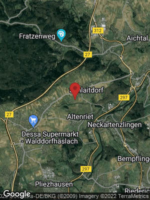 Google Map of Schlaitdorf