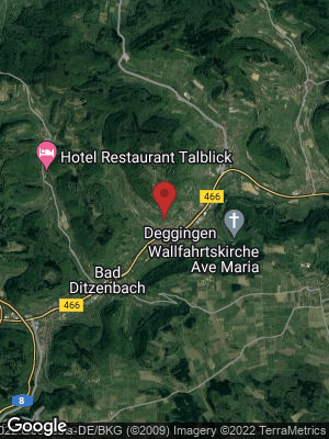 Google Map of Deggingen