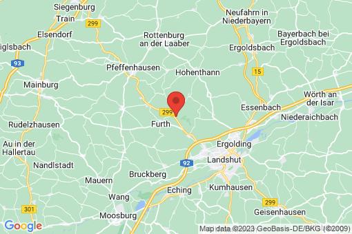 Karte Weihmichl