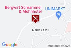 Bergwirt Schrammel - Karte