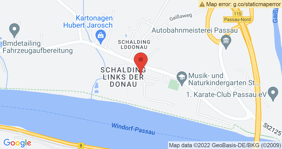 Google Map Sport Pauli GmbH