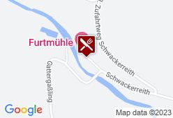 Gasthof Furtmühle - Karte