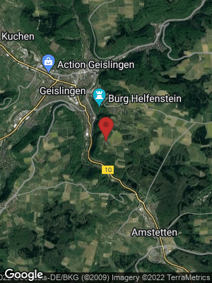Google Map of Hofstett am Steig