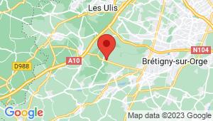 Carte de localisation du centre de contrôle technique FONTENAY LES BRIIS
