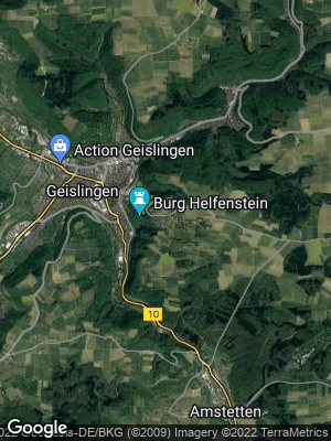 Google Map of Weiler ob Helfenstein