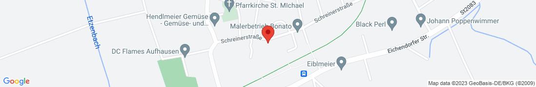 BayWa Agrar Aufhausen Anfahrt