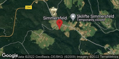 Google Map of Simmersfeld