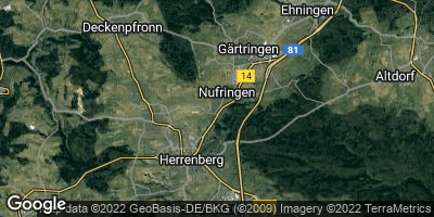 Google Map of Nufringen