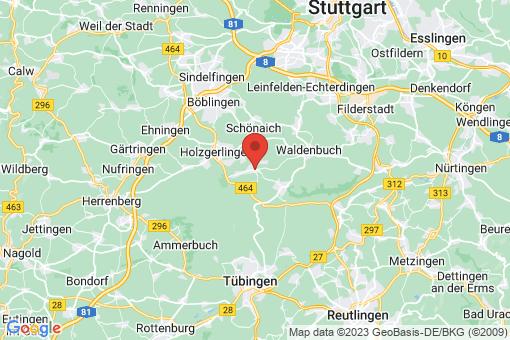 Karte Weil im Schönbuch