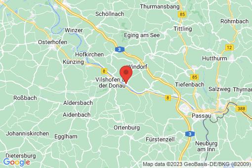 Karte Windorf