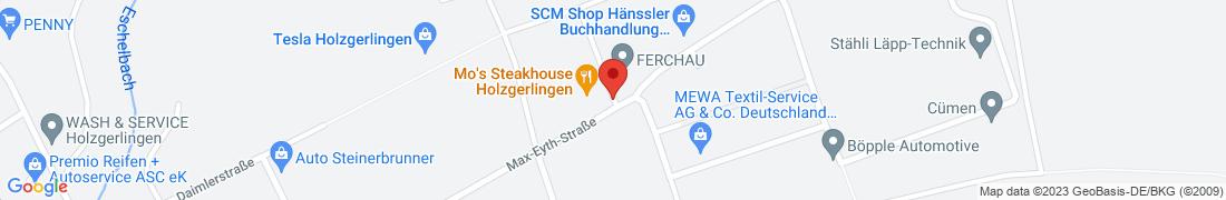 BayWa Agrar Holzgerlingen (Verwaltungsstandort) Anfahrt