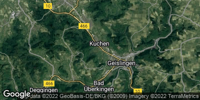 Google Map of Kuchen