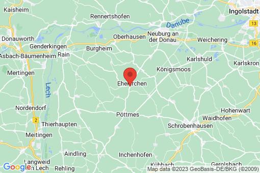 Karte Ehekirchen