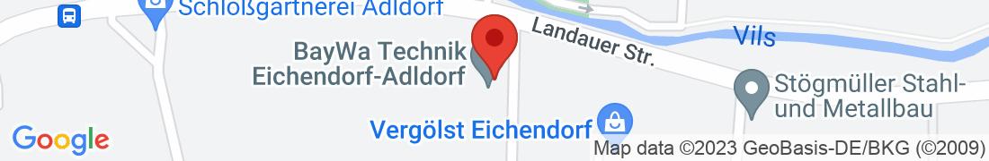 BayWa Technik Eichendorf-Adldorf Anfahrt
