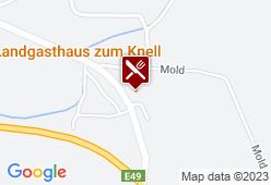 Landgasthaus zum Knell - Karte