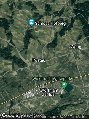Google Map of Postau