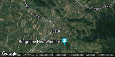Google Map of Lauf