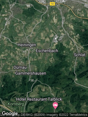 Google Map of Eschenbach
