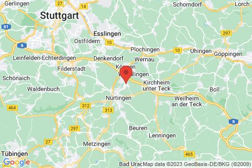 Karte Oberboihingen