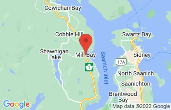 Map of Mill Bay
