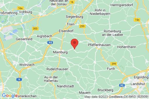 Karte Attenhofen