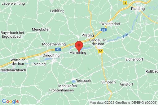 Karte Mamming