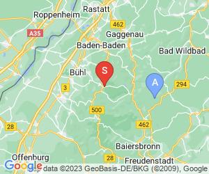 Karte für Freizeit- und Sportzentrum Mehliskopf