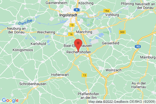 Karte Reichertshofen