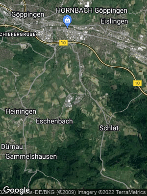 Google Map of Sankt Gotthardt
