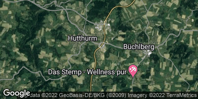 Google Map of Hutthurm