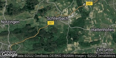 Google Map of Schlierbach