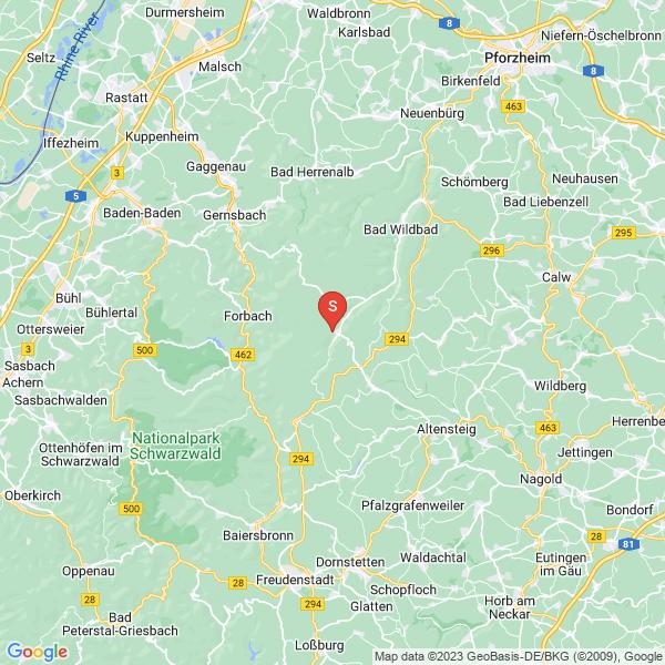 Hochseilgarten Enzklösterle