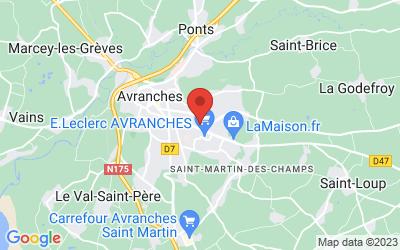49 rue Division Leclerc, 50300 Avranches