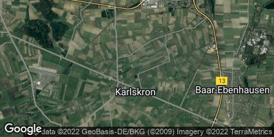 Google Map of Karlskron