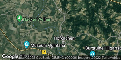 Google Map of Hofkirchen